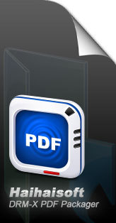 Haihaisoft DRM-X PDF Packager