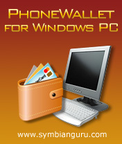 PhoneWallet for Windows PC