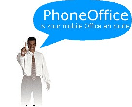 PhoneOffice Modem English
