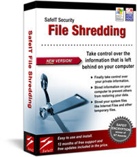 SafeIT File Shredding