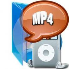 Tutu MP4 to iPod Converter