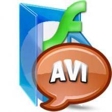 Tutu FLV to AVI Converter