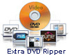 DVD to AVI MPEG WMV iPod MP4 3GP Ripper