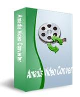 Amadis AVI/WMV/MPEG/MOVSWF/FLV  Conver