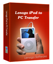 Lenogo iPod to PC Transfer