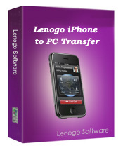 Lenogo iPhone to PC Transfer