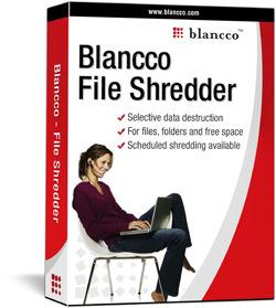 Blancco - File Shredd