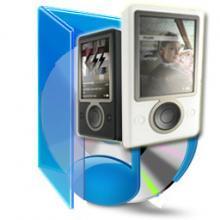 Tootoo X to Zune Video Converter
