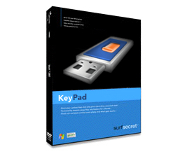 KeyPad Password Manager