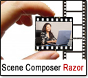 Scene Composer Razor