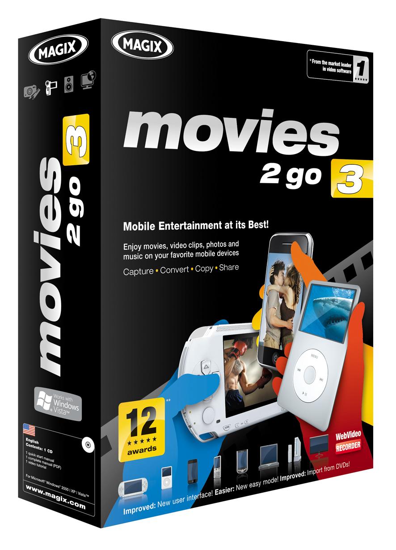 MAGIX Movies2go II
